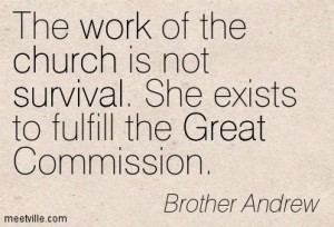 Great Commission Missionary Quote 1
