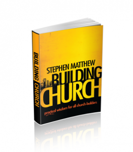 book pastor church growth