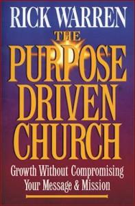 purpose driven church book review