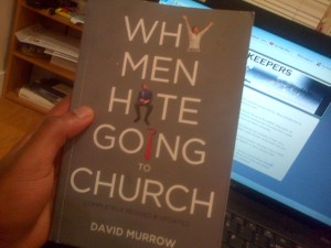why men hate going to church book review