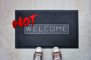 7 Crazy Ways To Make Visitors Feel Unwelcome In Your Church
