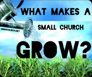 what makes a small church grow?