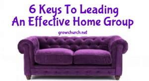 Home Group Bible Study Lessons