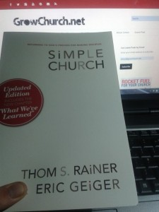 Simple Church by Thom Rainer – The Full Book Review