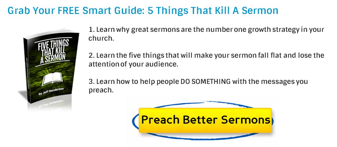 How to write a serman