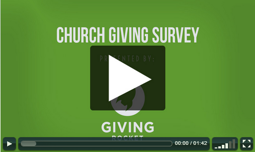 How to increase church giving