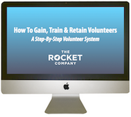 how to gain train and retain volunteers