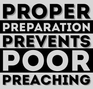 Sermon Preparation Tips