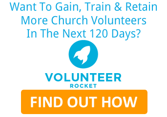 Get More Church Volunteers