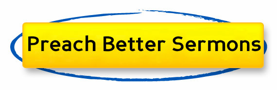 button - preach (perspective font)