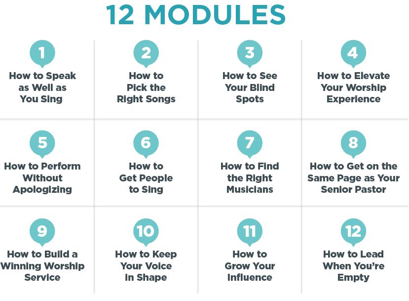 worship rocket modules