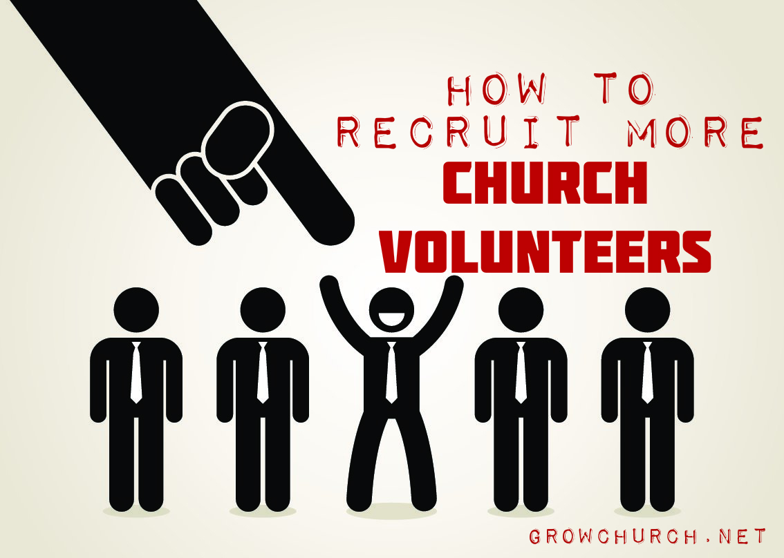 grow your church proven strategies for church growth evangelism how to recruit more church volunteers
