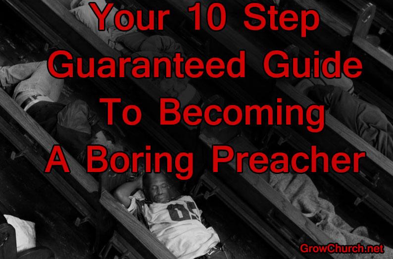 boringpreacher