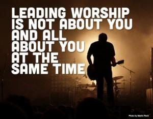 good-worship-team-leader