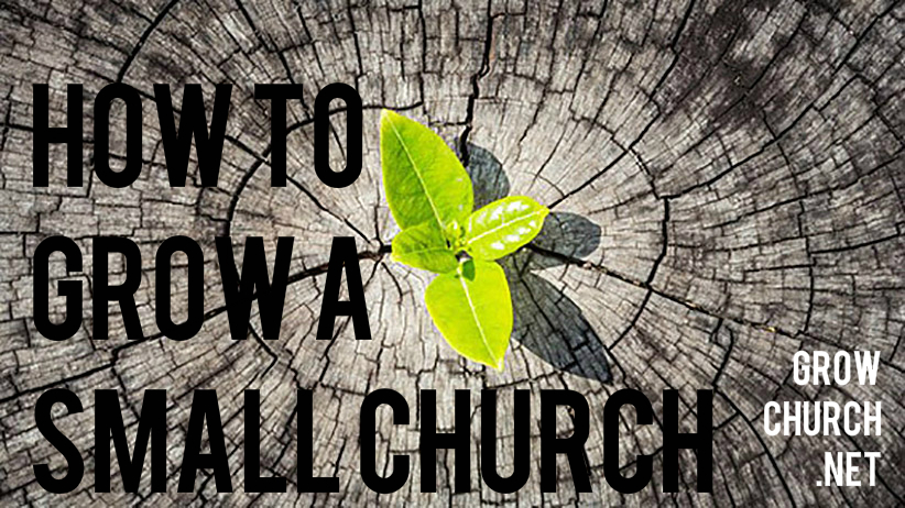 how-to-grow-a-small-church