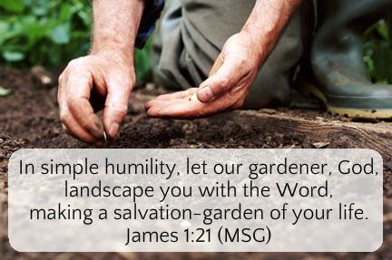 gardener-God