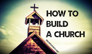 how to build a church congregation