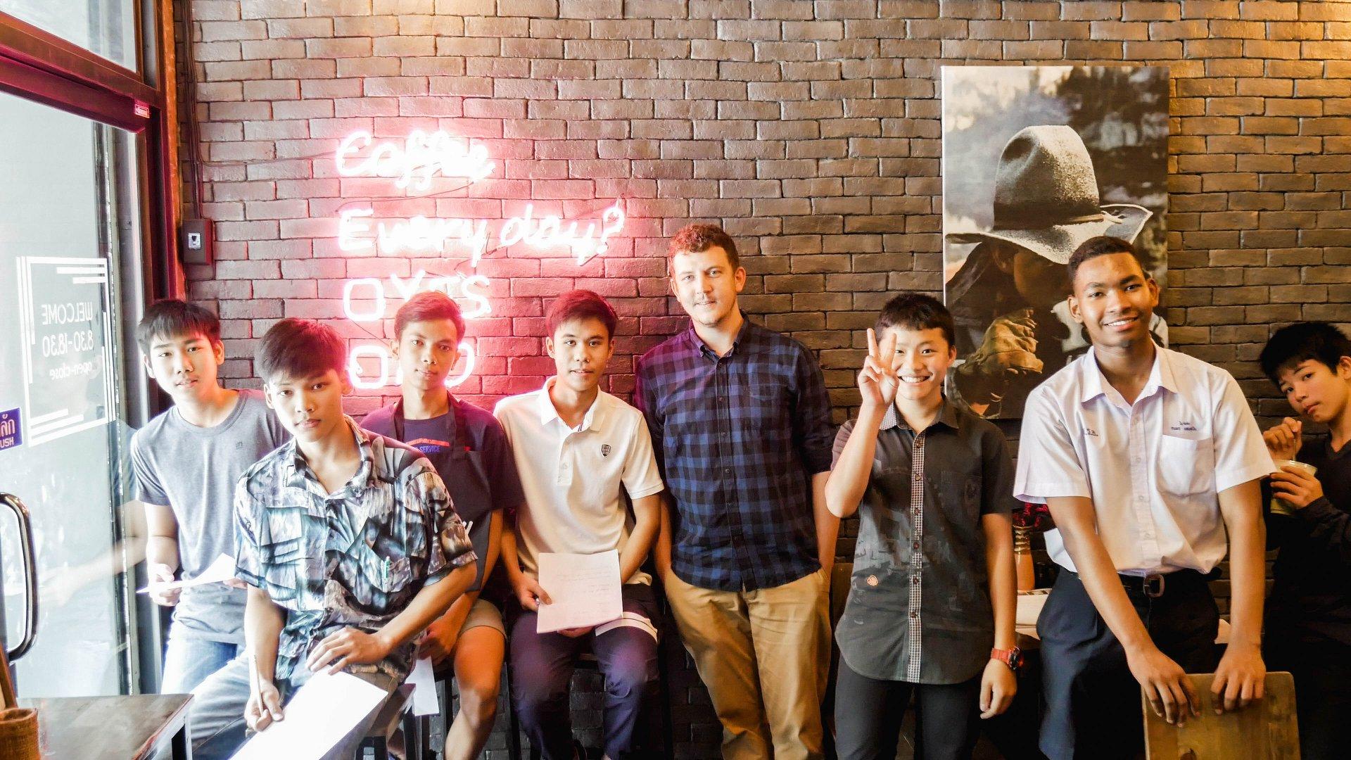 church youth group ideas