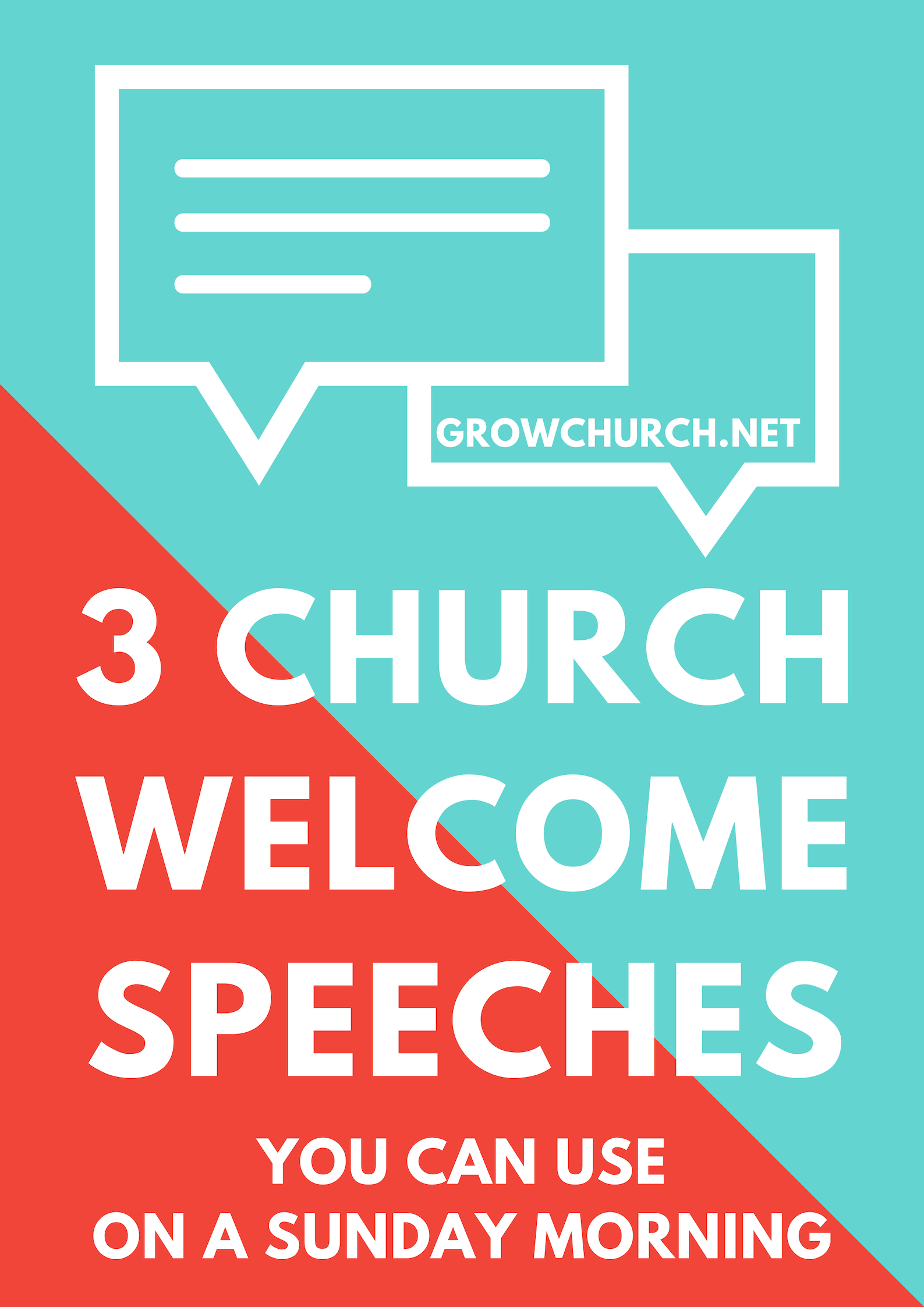 3 Church Welcome Speeches You Can Use To Start Strong [FREE]