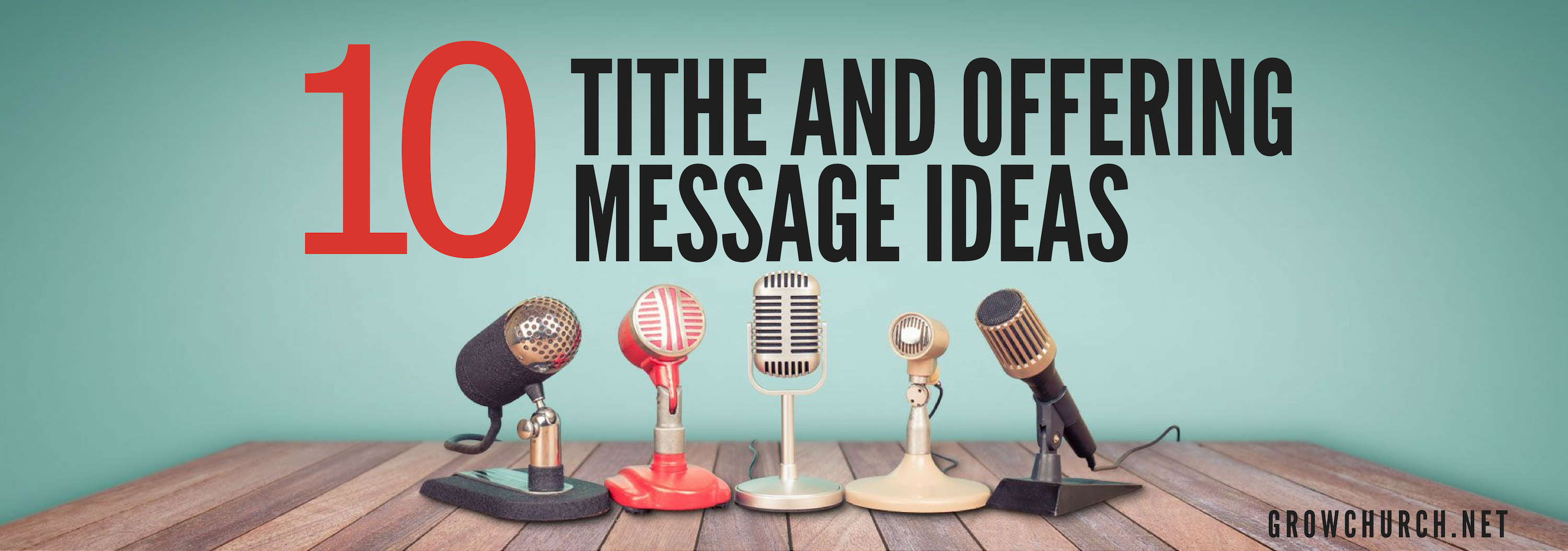 Tithe And Offering Message Ideas