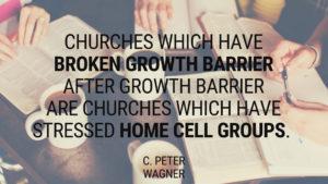 church home groups key to church growth