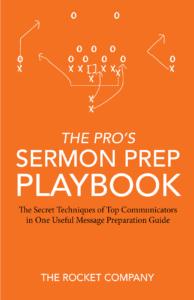 sermon prep playbook