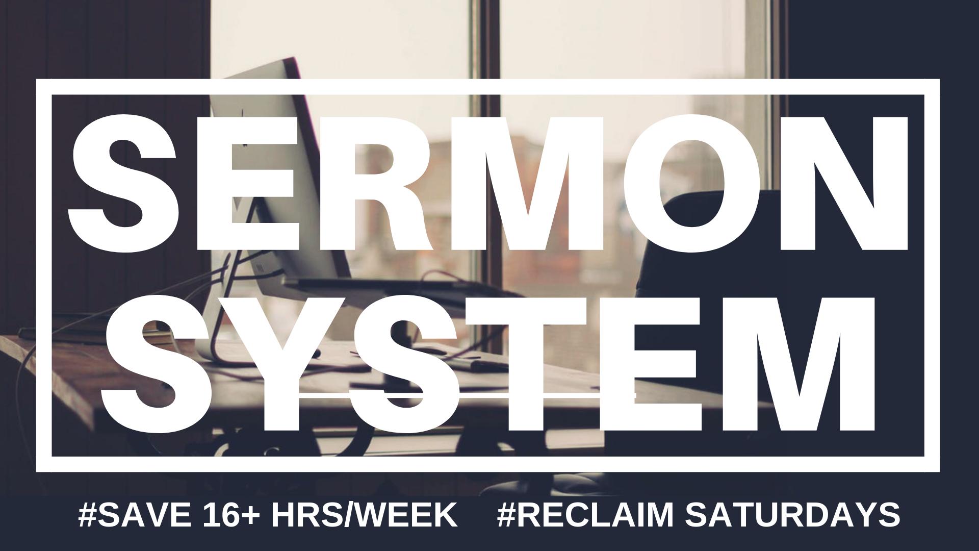 sermon system