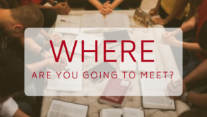 where are you going to meet
