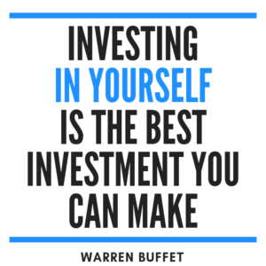 invest in yourself as a preacher quote